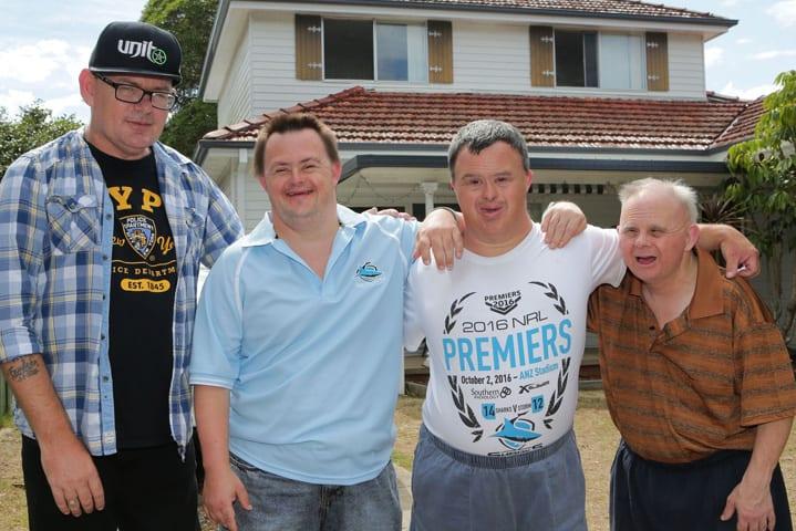 Civic shared accommodation housemates