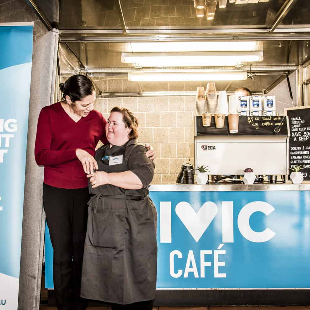 Civic Cafe - Vision Mission Values