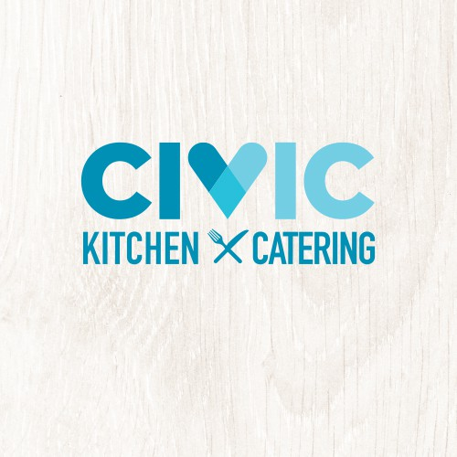 Civic Kitchen & Catering Logo