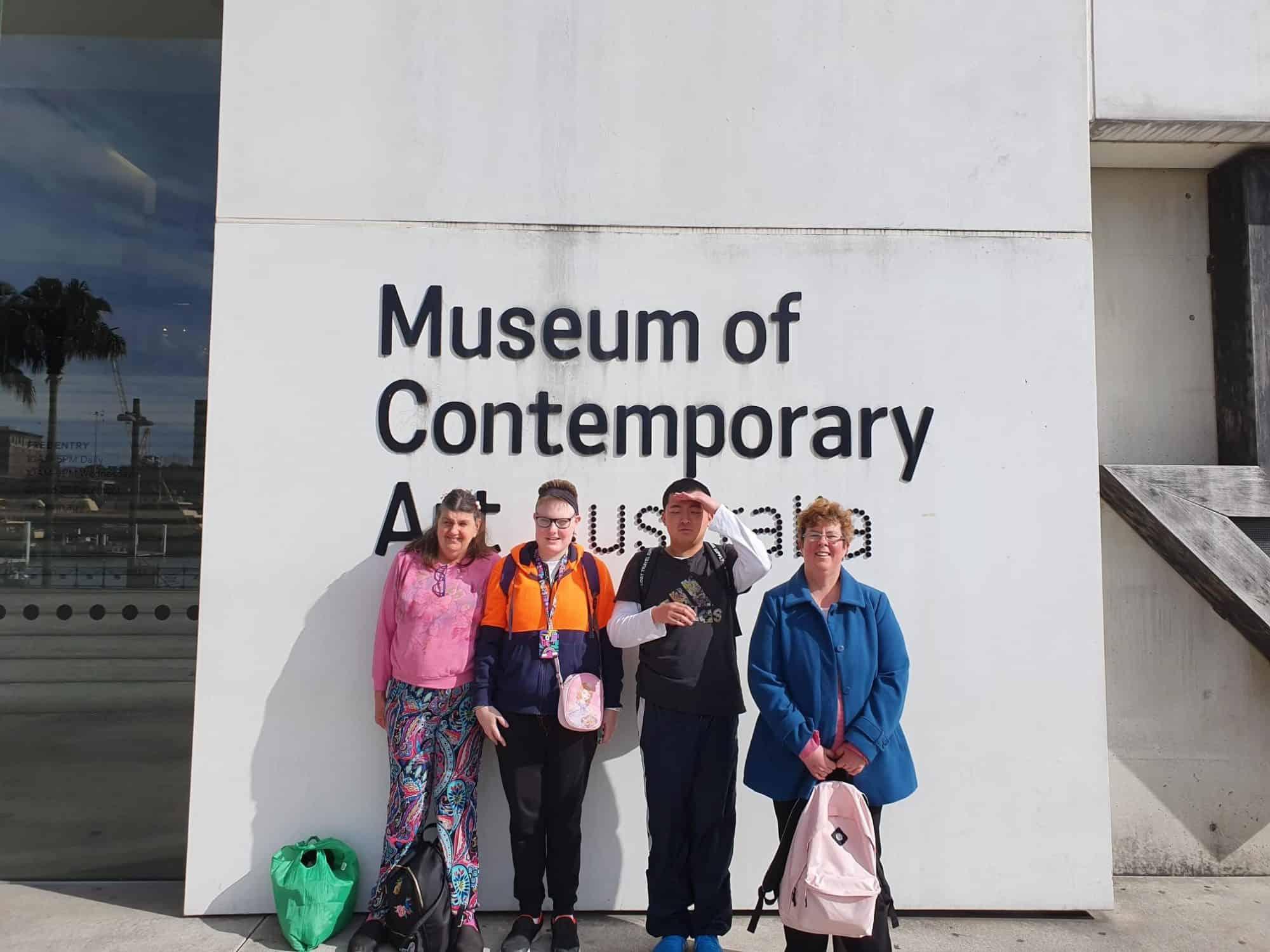 MCA- Civic art tours