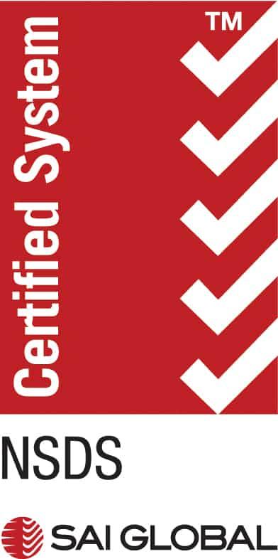 Certified System StandardsMark
