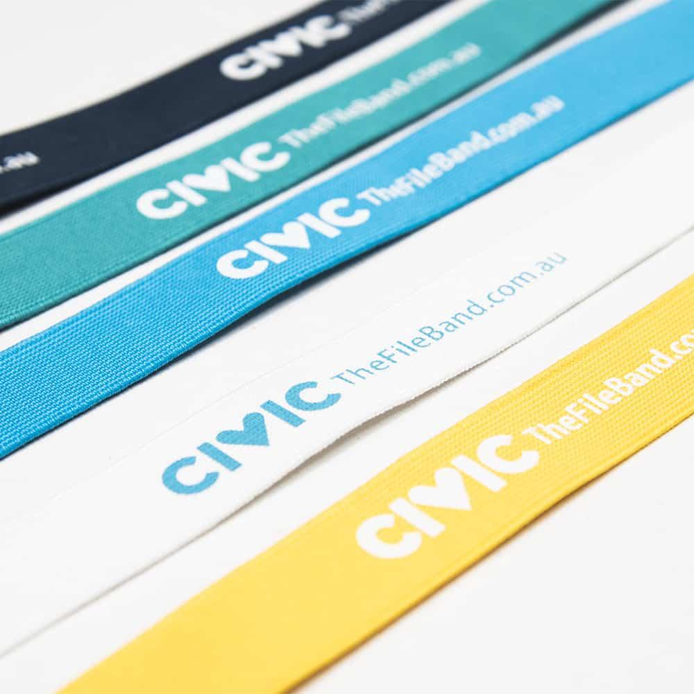 Standard Civic file bands