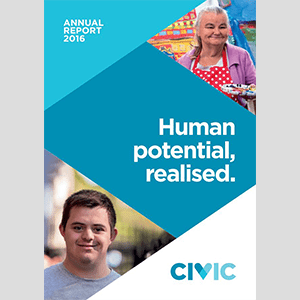 Civic annual report 2016