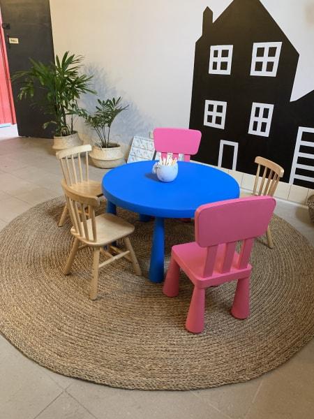 Children's area at Civic Café Engadine