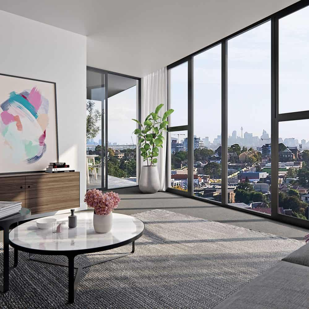 A look inside The View Rockdale Apartments in Sydney