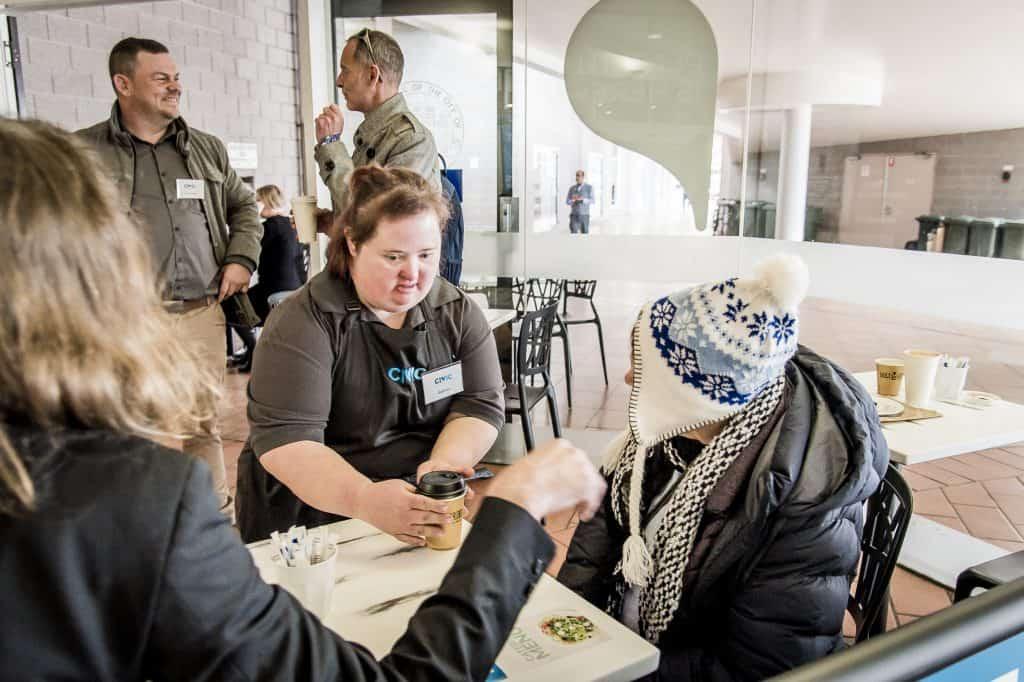 Civic cafe penrith