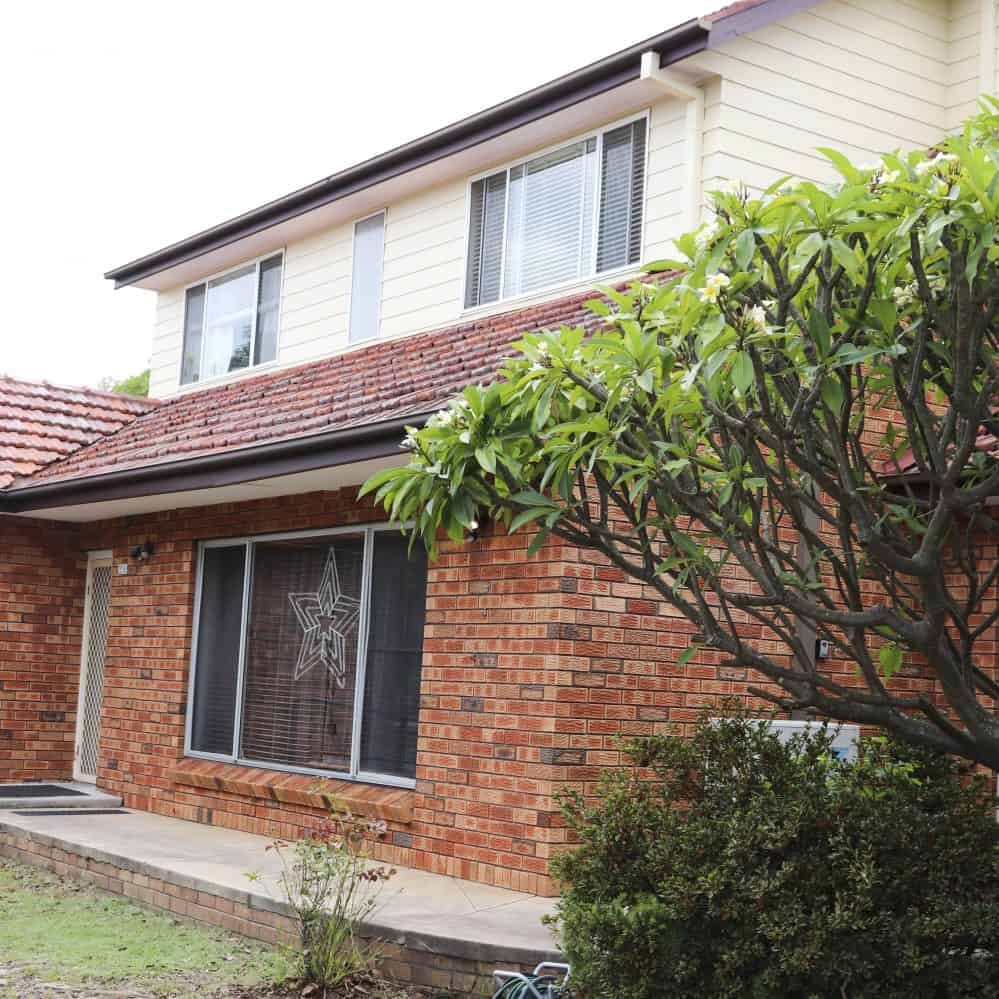 Sylvania Civic Home Accommodation SIL Sutherland Shire