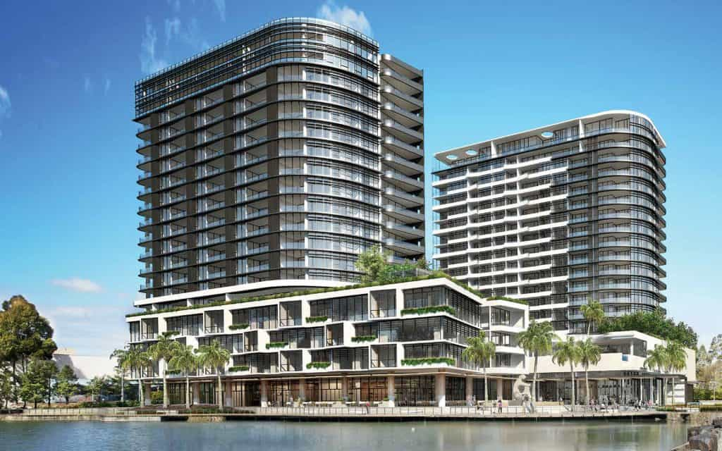 Norwest Esplanade Apartments in Baulkham Hills